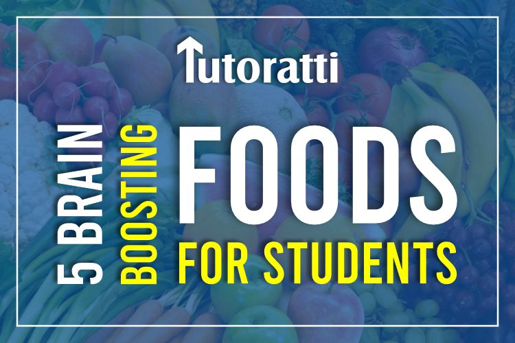 5 Brain-Boosting Foods For Students