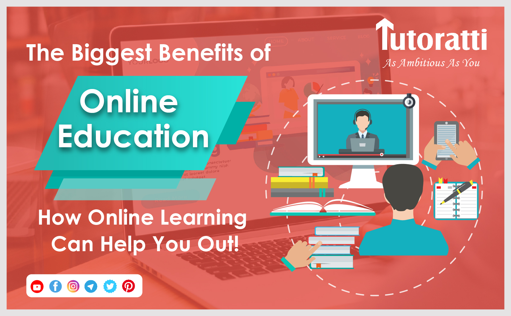The Biggest Benefits of Online Education: How Online Learning Can Help You Out!