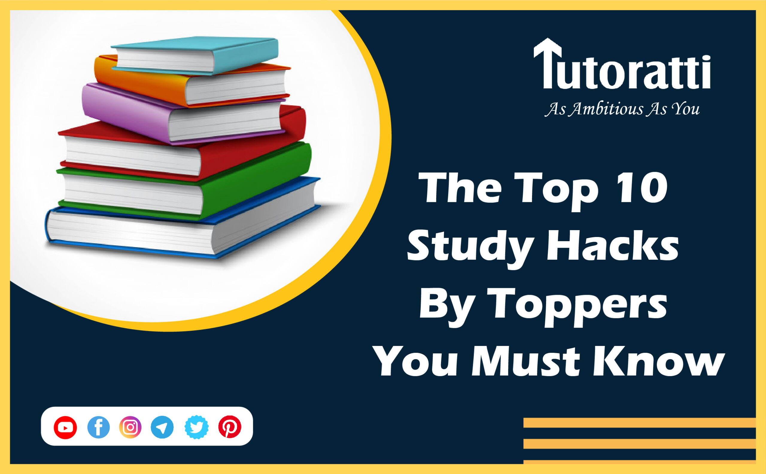 top 10 study hacks by toppers you must know