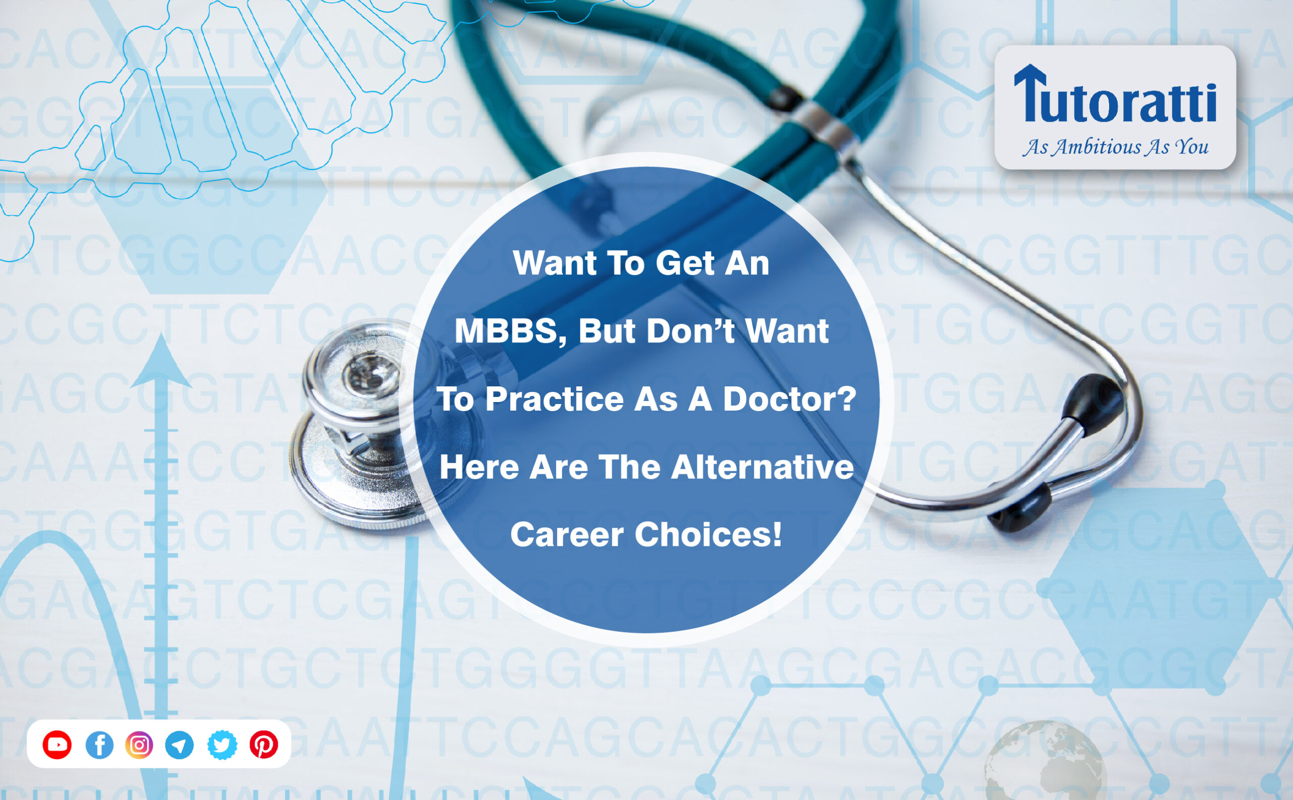 Want To Get An MBBS, But Don't Want To Practice As A Doctor? Here Are The Alternative Career Choices!