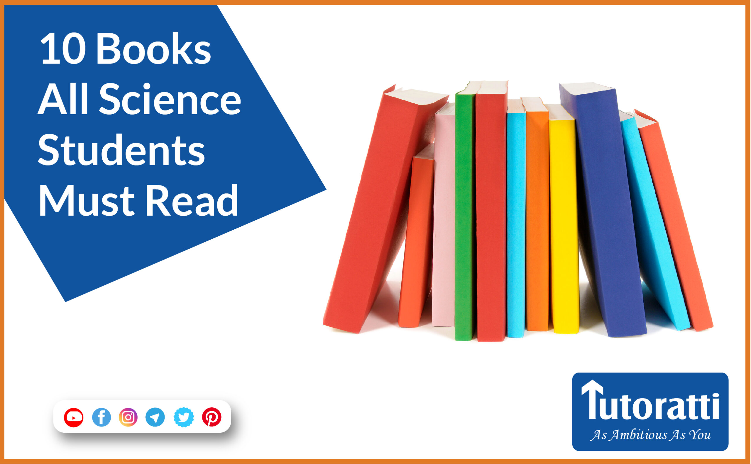 10 Books All Science Students Must Read