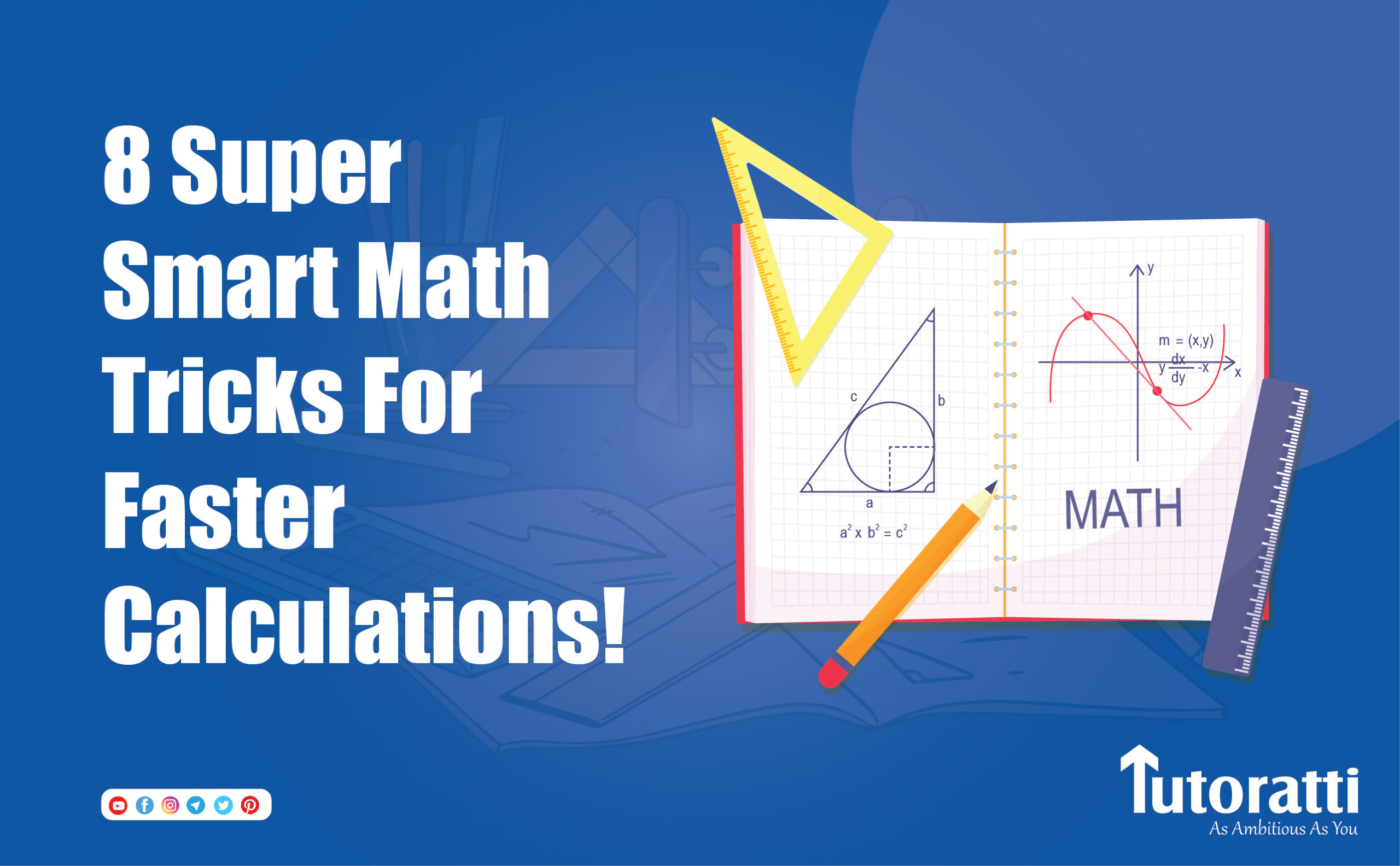 8 Super Smart Math Tricks For Faster Calculations!