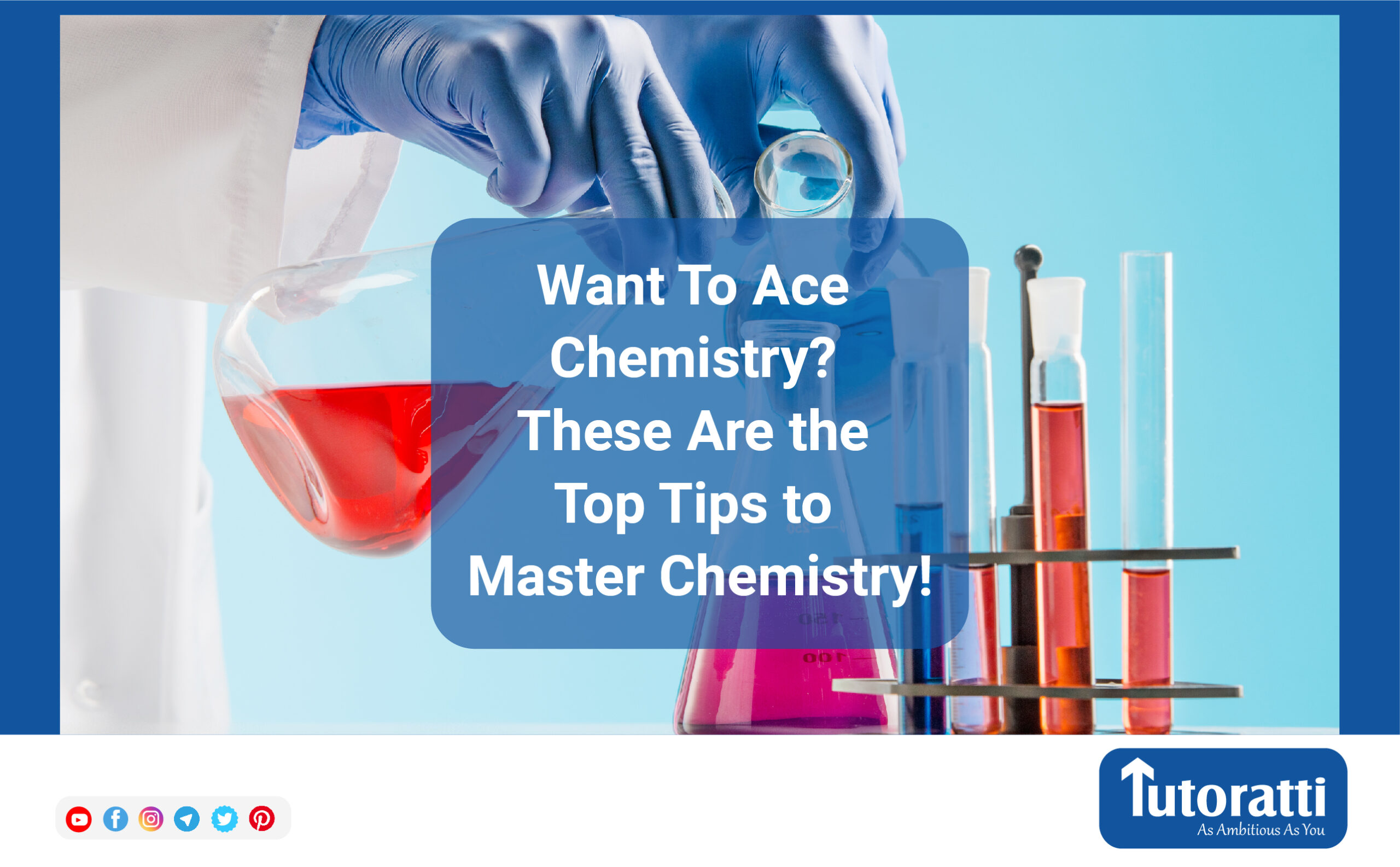 Want To Ace Chemistry? These Are The Top Tips To Master Chemistry!