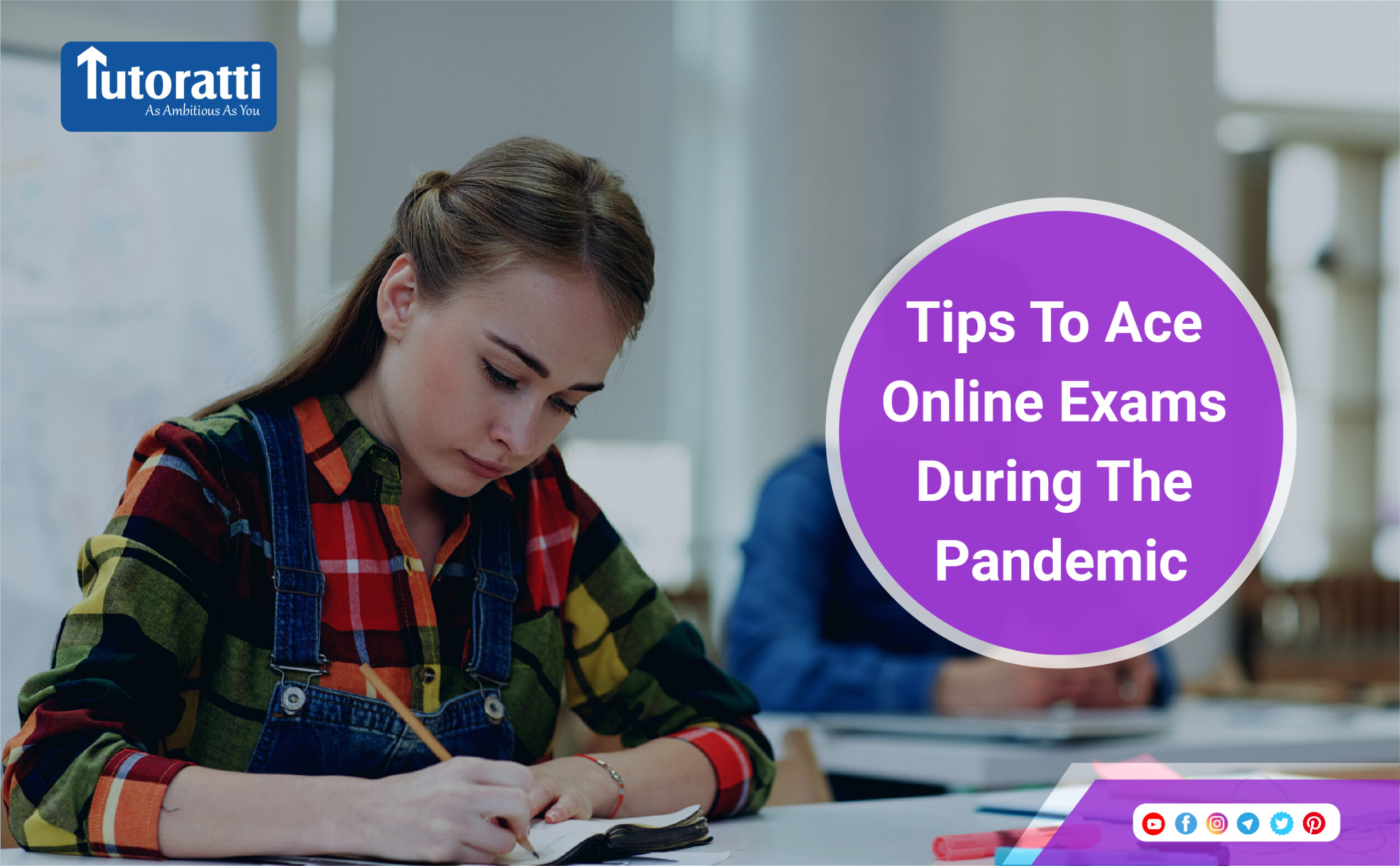Tips To Ace Online Exams During The Pandemic