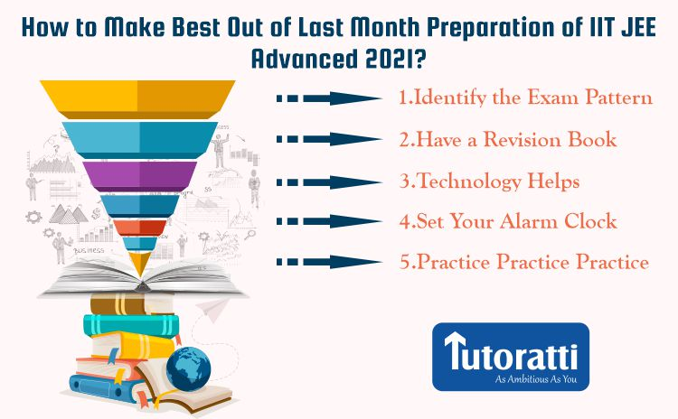 How to Make the Best Out of Last Month Preparation of IIT JEE Advanced Exam 2021?